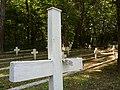 Military cemetery from World War I and World War II in Dąbrowa Tarnawacka near Tarnawatka (3).jpg