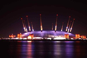The O2 (Londen) - Wikipedia