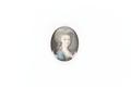 Miniatyrporträtt av drottning Hedvig Elisabeth Charlotta av Sverige(1759-1818) - Skoklosters slott - 93222.tif