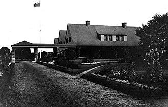 Ministers Island - Covenhoven, 1912