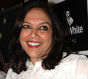 English: Mira Nair at the 2008 IIFW Masterclas...