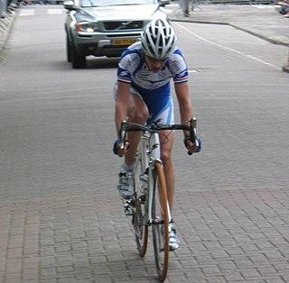Mirjam Melchers Dutch cyclist