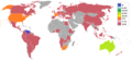 Miss Universe 2009 Map.png