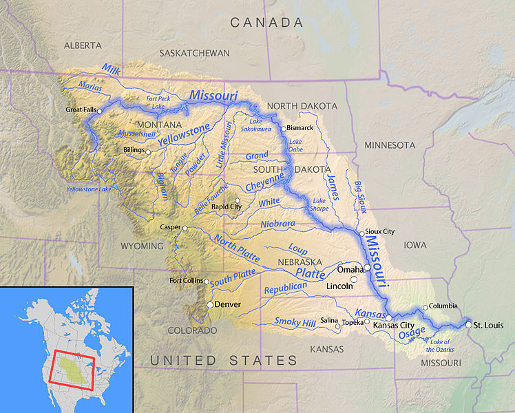 Missouri River Basin