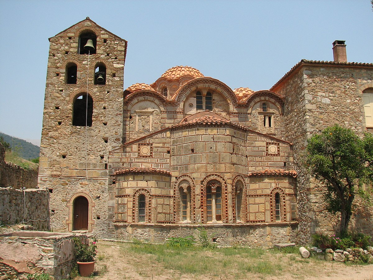 Mystras – Travel guide at Wikivoyage