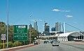 Mitchell Freeway 033 S Leederville stn.jpg