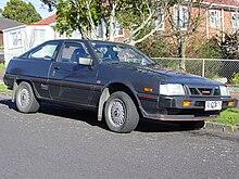 Mitsubishi Cordia Wikipedia