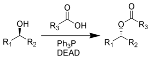 The Mitsunobu reaction