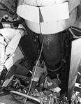 Mk 13 torpedo is loaded on TBF aboard USS Lexington (CV-16) in 1943.jpg