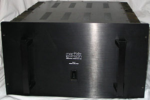 Mark Levinson Audio Systems - Mark Levinson ML-3 amplifier