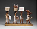 Model of a procession of offering bearers MET DT224779.jpg