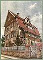 Moderne Villen in Meisteraquarellen Serie II Tafel 048 Darmstadt.jpg