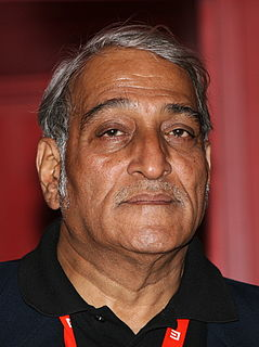Mohan Agashe Indian psychiatrist and actor
