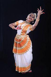 Mohiniyattam aclassical Indian dance, found in Kerala