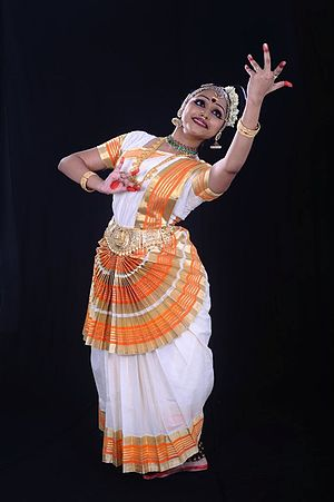 Mohiniyattam - Mohiniyattam is a classical Indian dance from Kerala.