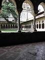 Moissac (82) Abbaye Saint-Pierre Cloître 10.JPG