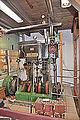 Molen De Wachter, Zuidlaren stoommachine (1).jpg