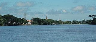 Santa Cruz de Mompox Municipality in Caribbean Region, Colombia