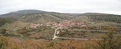 Panoramic view of Moncalvillo, 2010