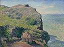 Monet - The Customs House, Varengeville, 1882.jpg