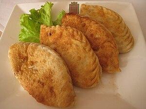 Mongolian cuisine - Khuushuur