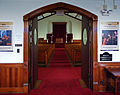 Monroe Methodist Church sanctuary entrance.jpg