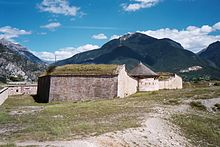 Mont-Dauphin fortification