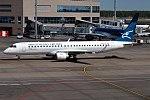 Montenegro Airlines, 4O-AOC, Embraer ERJ-195LR (17463410151) (3).jpg