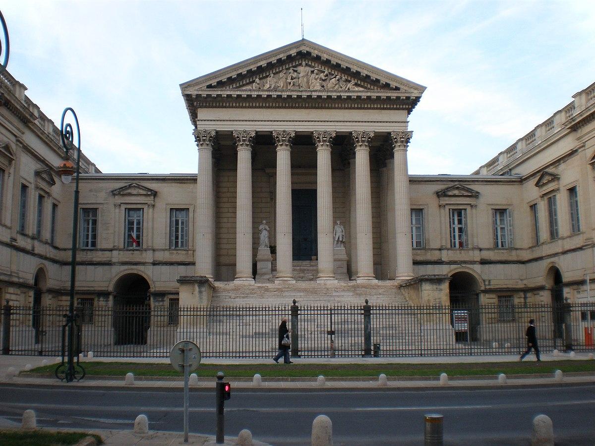 Palais De Justice Rouen Vers H Ef Bf Bdtel De Ville