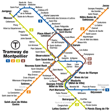 liste des tramways de france
