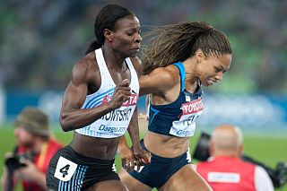400 metres at the World Athletics Championships