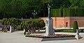 Monument to Jacinto Benavente in the Buen Retiro Park, Madrid, Spain.jpg