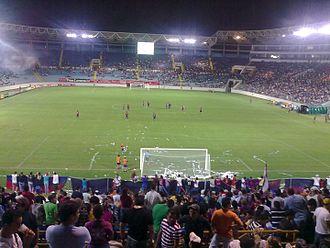 2007 Copa América - Image: Monumental de maturin 3