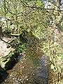 Moorhouse Beck - Moorhouse Lane - geograph.org.uk - 1266891.jpg