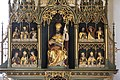 Moosburg an der Isar, St Kastulus 020, Side altar.JPG