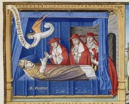 Mort Eugéne III