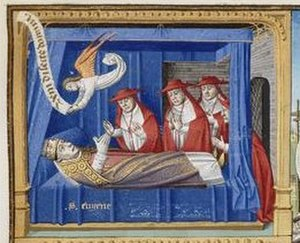 Pope Eugene III - The death of Pope Eugene III