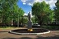 Moscow, Lenin statue in Dangauerovka district (31322879055).jpg