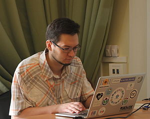 Moscow Wiki-Conference 2014 (photos; 2014-09-13) 10 (cropped).JPG