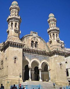 the Ketchaoua mosque