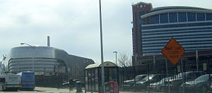 MotorCity Casino Hotel - Image: Motor Citycasinoand Hotel