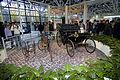 Motor Show 2007, Triciclo, Bicicletta e vecchia Peugeot - Flickr - Gaspa.jpg