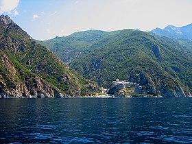 Mount Athos by cod gabriel 18.jpg