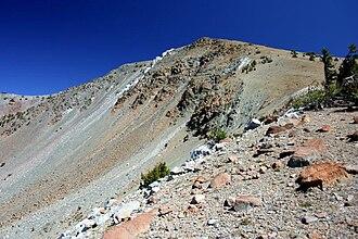 Mount Eddy - The summit of Mount Eddy