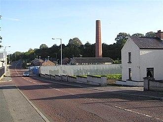 Moygashel - Image: Moygashel, County Tyrone geograph.org.uk 258948