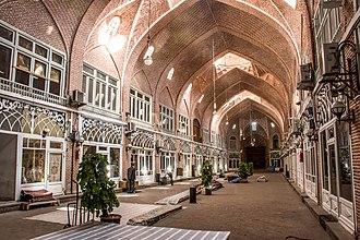 Bazaar of Tabriz - Mozaffariyeh, Bazzar of Tabriz, Iran