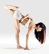 Mr-yoga-half bound one legged forward bend.jpg