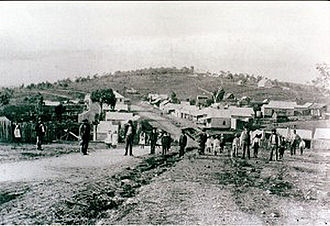 Wyangala - Mt McDonald, ca. 1900