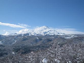 Akita Prefecture - Mount Chokai