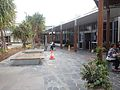 Mt Ommaney Centre Outside eating area.JPG